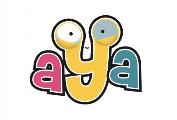 Video: Kleurwedstrijd Aya 2020 - 2021