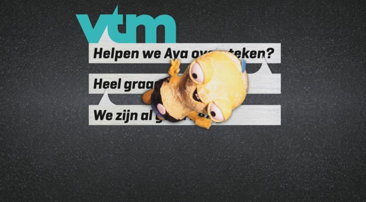 Video: VTM helpt Aya oversteken